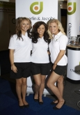 promotional staffing agency, exhibition staff, trade show hostesses