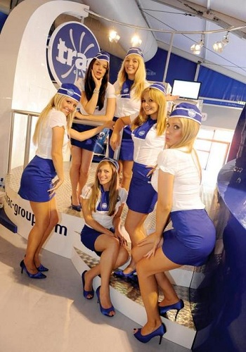 promo girls earls court exhibition staff earls court Fun Ice Breaker Games thumbnail Ice breaker games can help guests get to ...