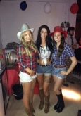 hire hotgirls, shot cow girls