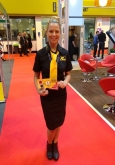 promo staff for hire & exhibition staff London Olympia