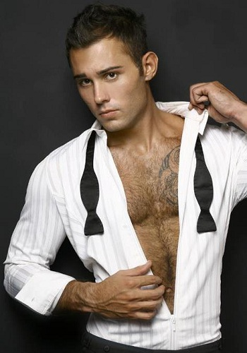 Male Promotional Models