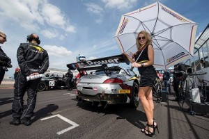 grid girls for hire, pit girls, Snetterton