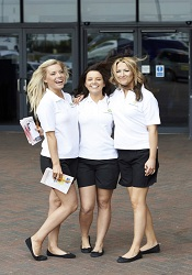 hire promo staff North East