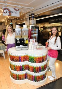 hire sampling staff UK, drink sampling staff for hire The Centre MK