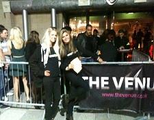 nightclub flyering, night club promo girls