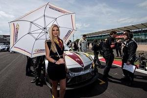 Silverstone hostesses f1