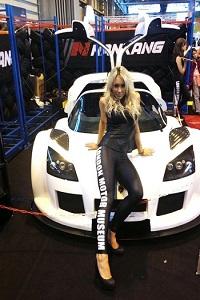 Autosport Show Promo Staff Amp Promo Girls For Hire
