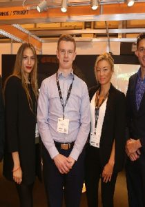 ExCel exhibition staff
