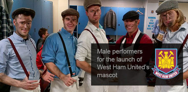 Male performers
