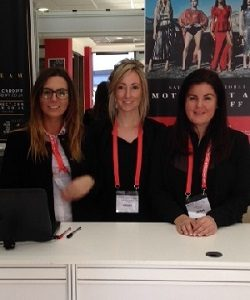 Conference staff & registration staff Celtic Manor
