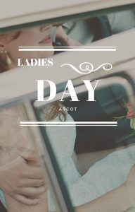 hire staff to work at Ascot ladies day