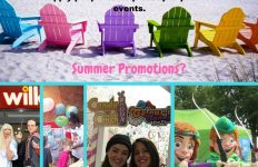 hire staff for summer promotions UK