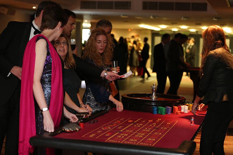 mobile casino hire scotland