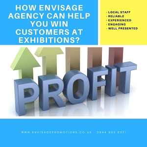 How Envisage Agency can help you win customers at exhibitions-