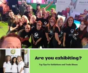 Top Tips For Exhibitions and Trade Shows