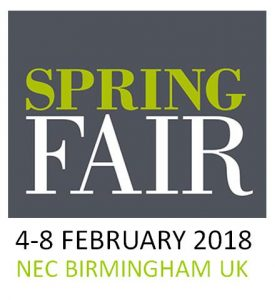 hire staff for the Spring fair at the NEC Birmingham