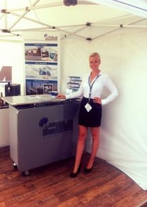 conference staff QEII London