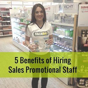 5 benefits of hiring temp sales staff