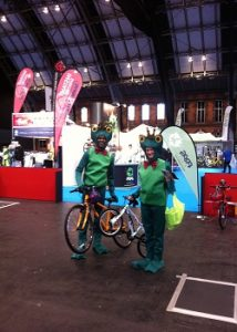 hire costume performers and mascots for events at Manchester Central
