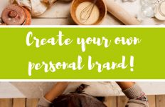 Create your own personal brand!