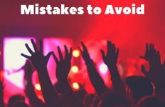 event planning mistakes to avoid