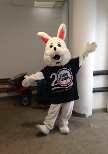 mascot performers kent