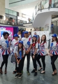 hire brand ambassadors for shopping centre promotions