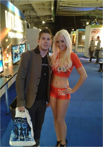 trade-show-models-excel-london