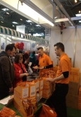 trade booth sales staff UK