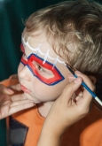 Face Painters for Childrens Parties in Birmingham
