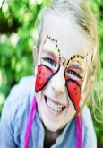 face painters for childrens parties in Kent