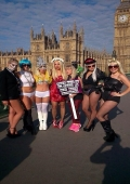 hire staff for a promo stunt london