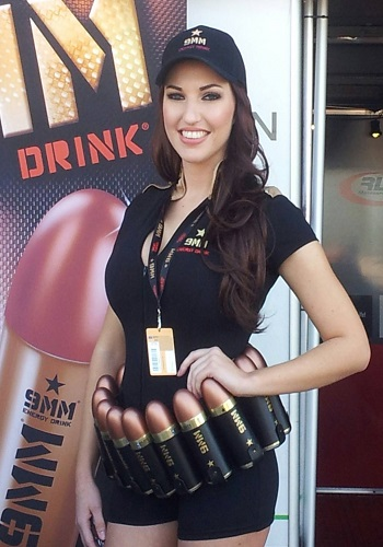 Silverstone Promotional Staff and Promo Girls