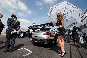 HOT GRID GIRLS FOR HIRE croft circuit yorkshire