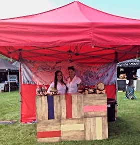 hire festival staff South East