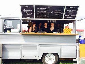 festival & hospitality staff Glastonbury