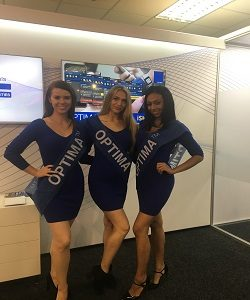 exhibition hostesses London Football Clubs