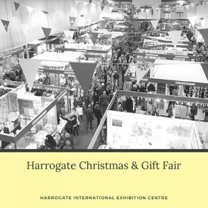 Be part of the Successful Harrogate Christmas and Gift Fair