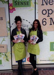 flyering staff for hire in Solihull