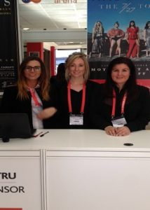 hire hostesses and conference staff, registration staff