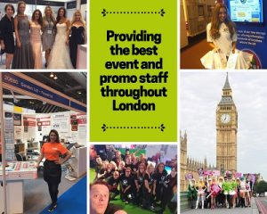 promo staff for hire in London
