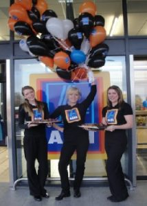 store promotions staff for hire in Sheffield