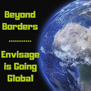Envisage Is Going Global!