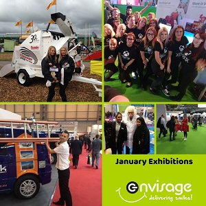 Exhibitions Coming Up In January At The NEC, ExCeL And Olympia London