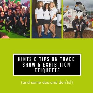 Trade Show & Exhibition Etiquette