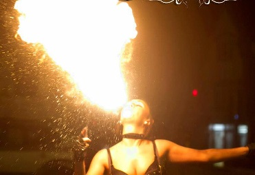 fire performers for night clubs
